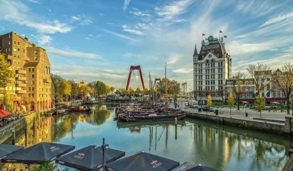City Tour Rotterdam