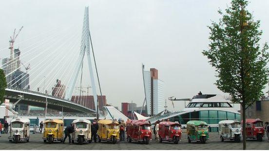 TukTuk Rotterdam