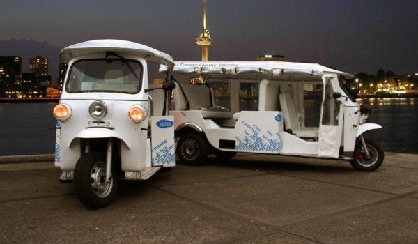 Tuktuk Bedrijfsuitje Rotterdam