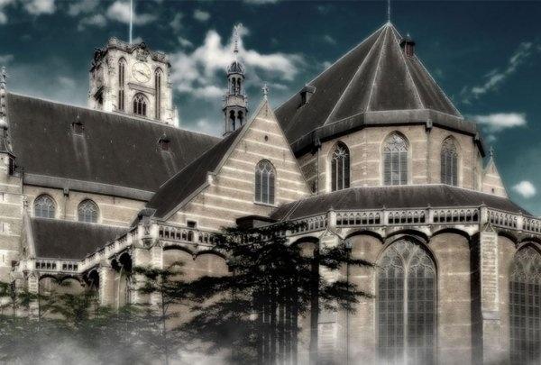 Het Geheim Van De Laurenskerk